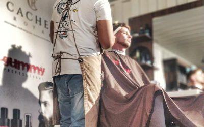 Cachet Royal X Barber Society Live 2018