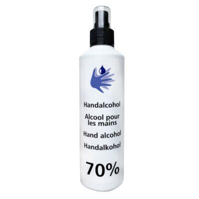 Carin Hand Alcohol 70% Desinfectie Spray 250ml