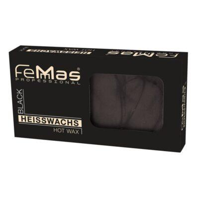 Femmas Hard Wax Black 500ml