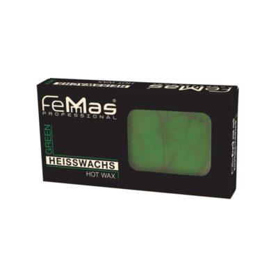 Femmas Hard Wax Green 500ml