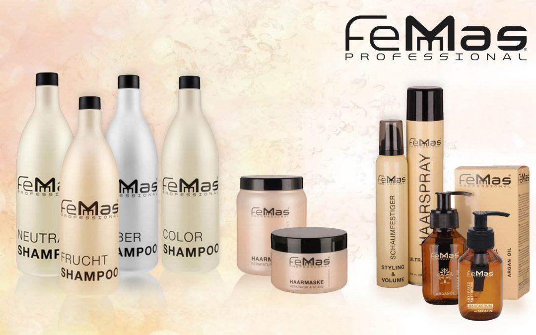 Femmas Professional Salon producten