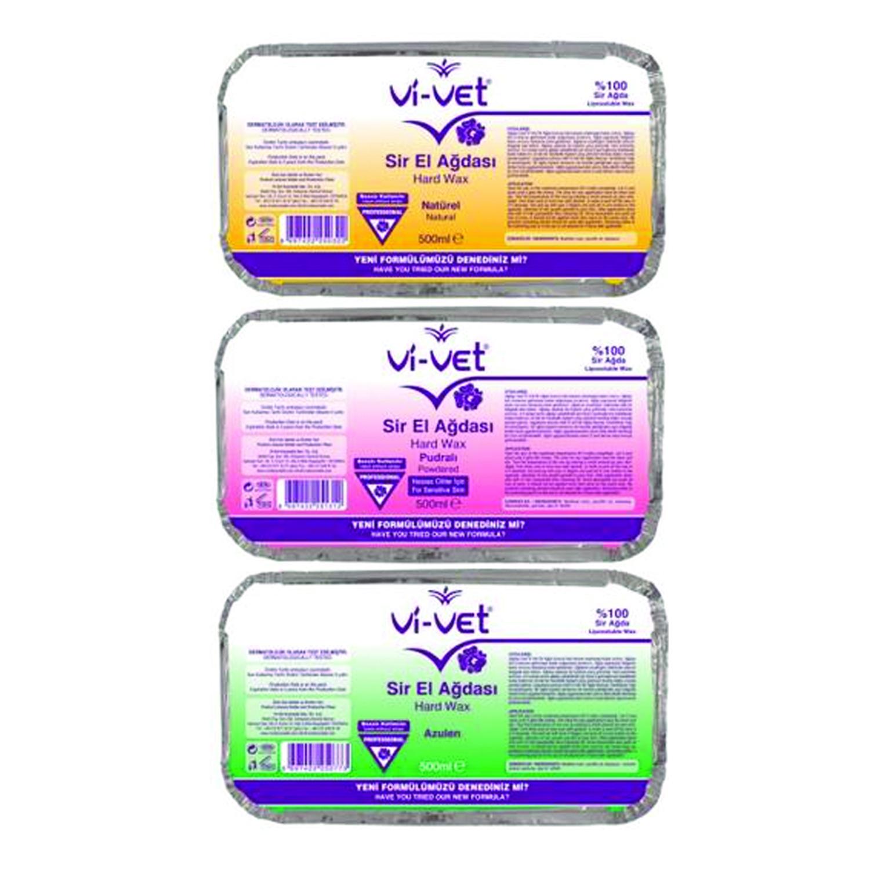 Vi-Vet Hard Wax 500ml