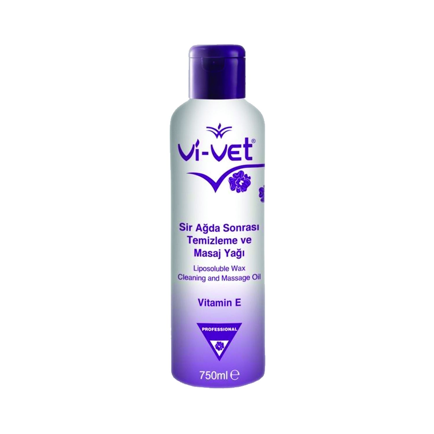 Vi-vet Post Depilation Cleaning Oil 750ml