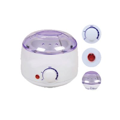 Waxverwarmer met Pot